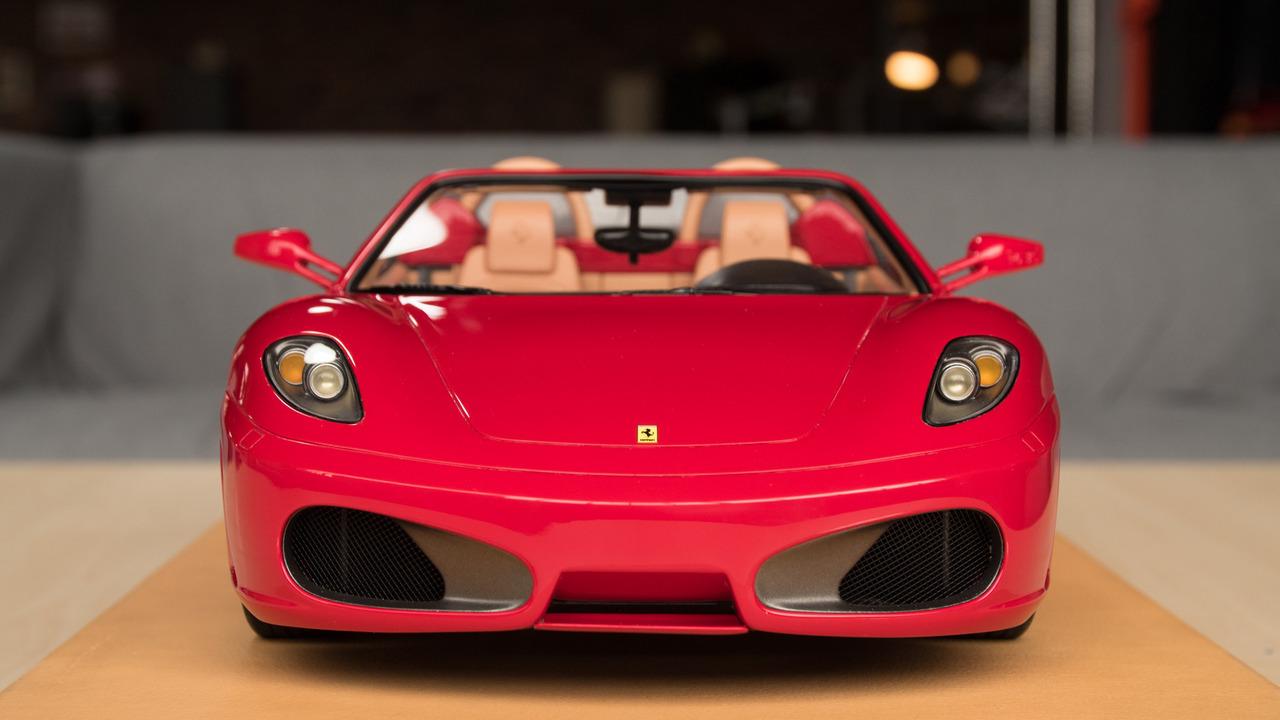 Ferrari F430 Spider Amalgam