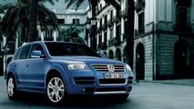 VW Touareg W12 Sport