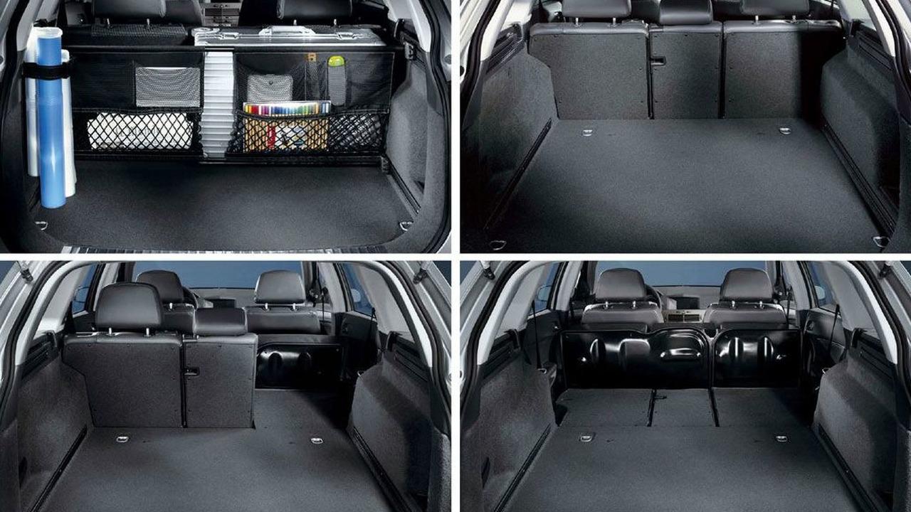 Opel Astra Caravan