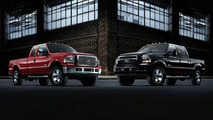 2007 Ford Super Duty Lariat Outlaw and Lariat Highline