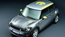 All-Electric Mini E