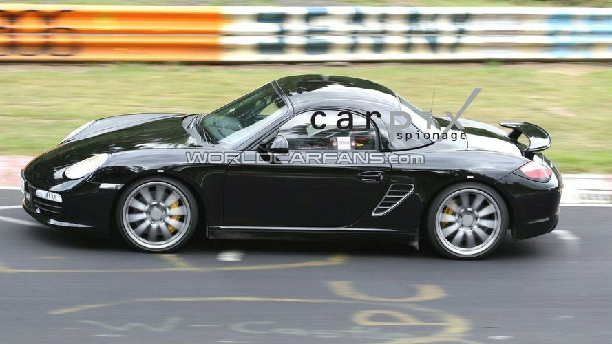 Porsche Boxster Facelift set to Spawn an RS Variant?