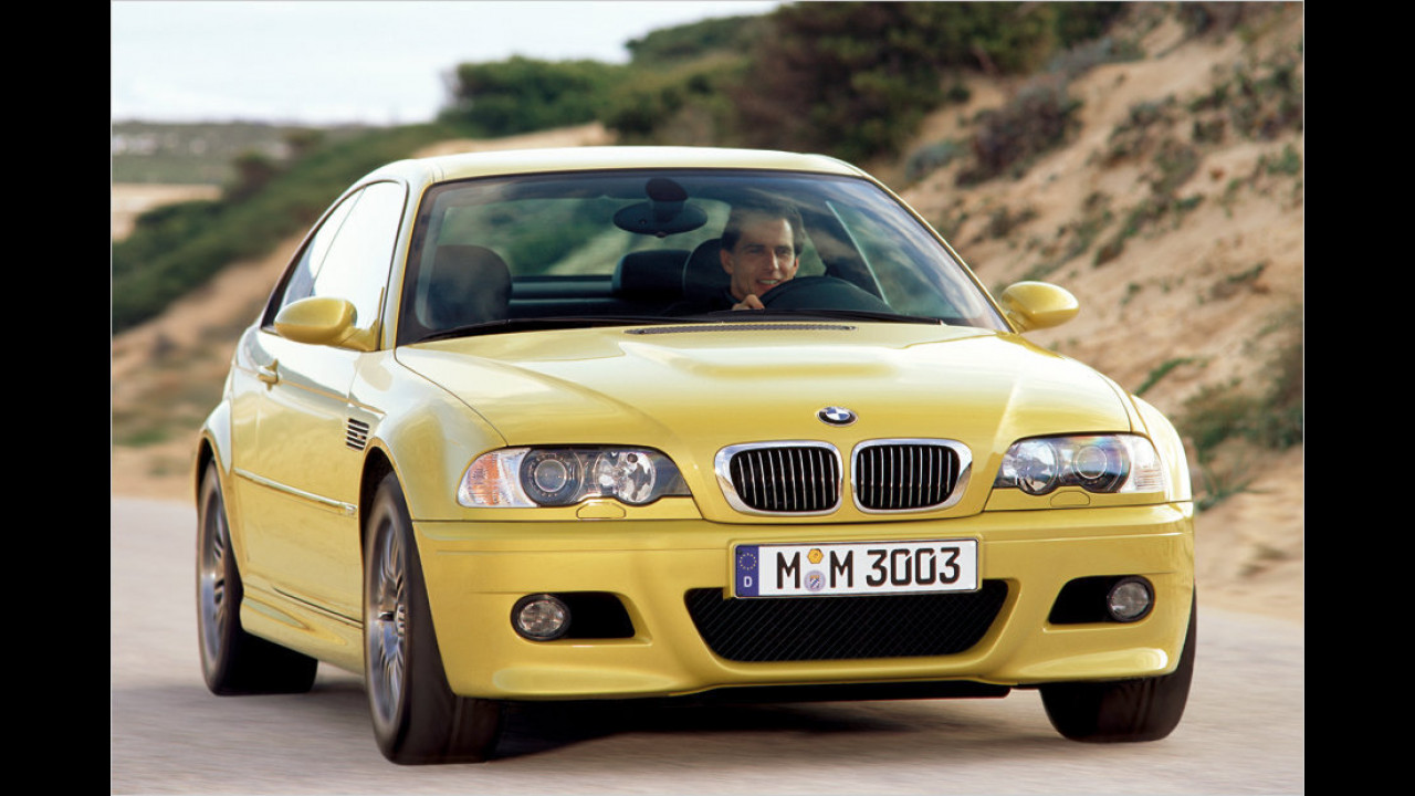 BMW M3 (Gesamtsieger 2001)
