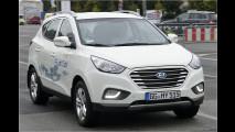 Erstes Wasserstoff-Auto in Serie