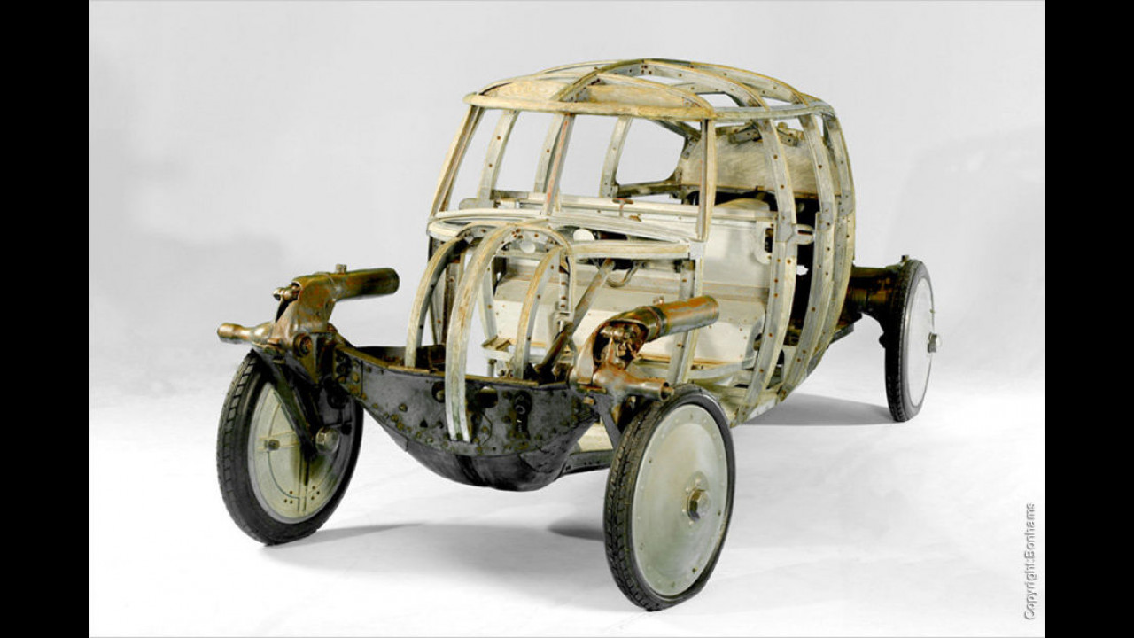 Gérin Aerodyne Prototyp (1922): 184.000 Euro
