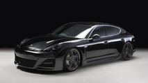 Porsche Panamera by Wald International - low res - 20.1.2012