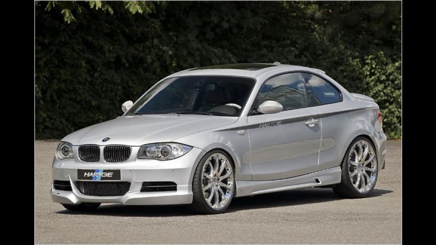 Geballte Kraft: Das BMW 135i Coupé von Hartge