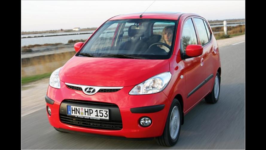 Hyundai hebt ab sofort die Preise für zahlreiche Modelle an