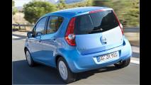 Test: Opel Agila 1.3 CDTI