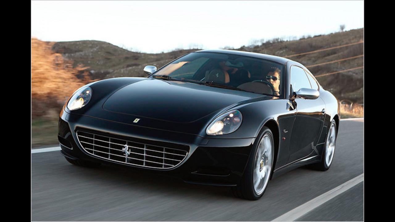 Ferrari 612 Scaglietti F1-Schaltung