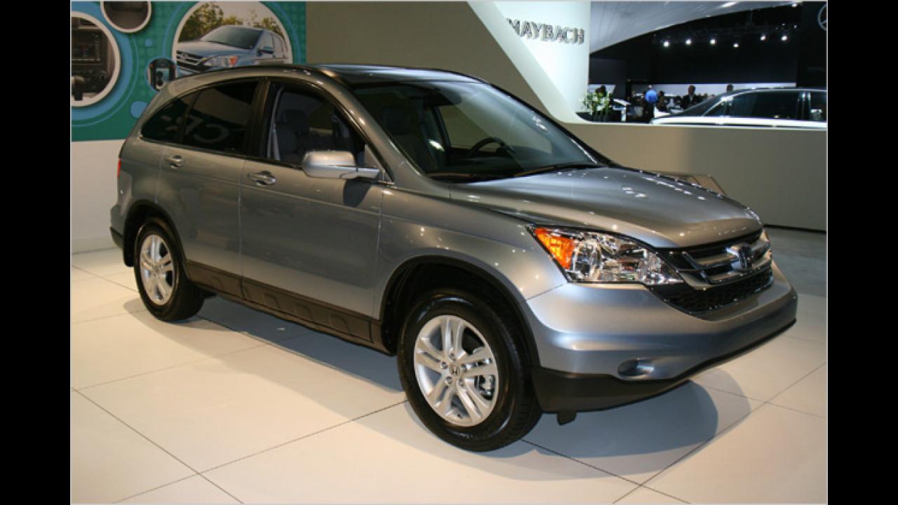 Platz 10: Honda CR-V