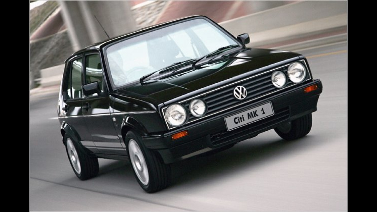 VW CitiGolf