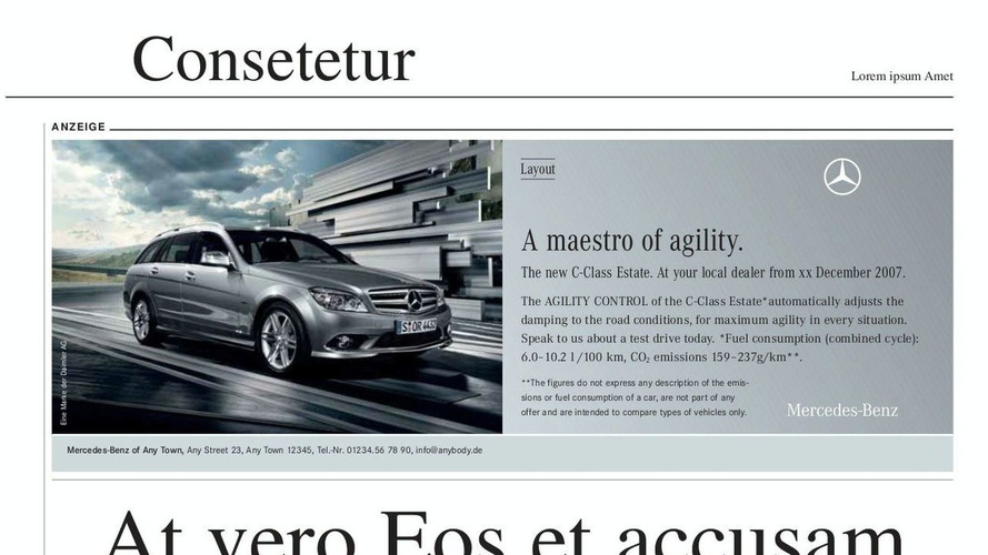 New Brand Identity for Mercedes-Benz