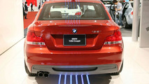 BMW 1-series 135i live in Tokyo