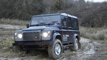Electric Land Rover Defender heading to Geneva
