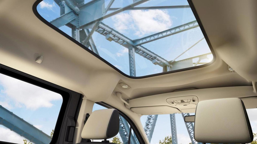 2014 Ford Transit Connect recalled for panoramic roof that can pop out