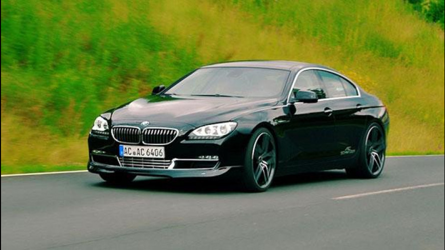 BMW Serie 6 Gran Coupé by AC Schnitzer