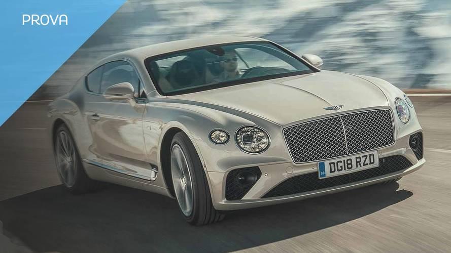Nuova Bentley Continental GT, lusso in formato due porte