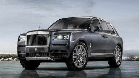 Rolls Royce Cullinan, il diamante dei SUV