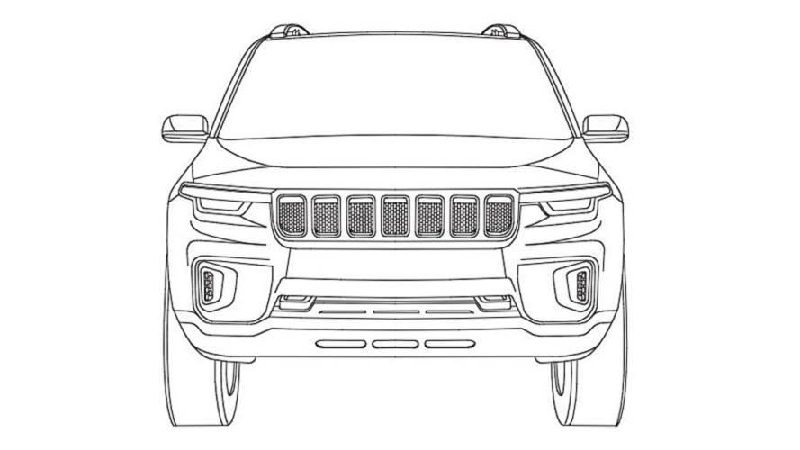 Jeep Yuntu - Registro no INPI