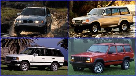 10 SUVs Under $5K That Are Still Lots Of Fun