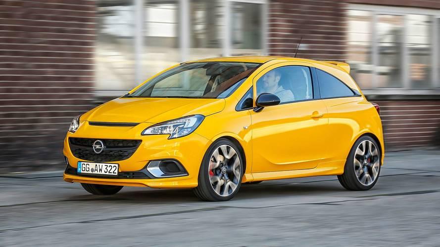 El Opel Corsa GSi 2018 desarrolla 150 CV