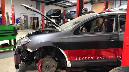 Egy 2000 lóerős Nissan Qashqai lett a Koenigsegg Agera RS legyőzője