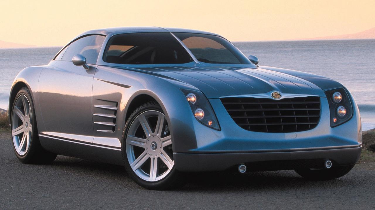 2001 Chrysler Crossfire konsepti