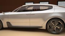 Kia sports sedan concept 19.08.2011