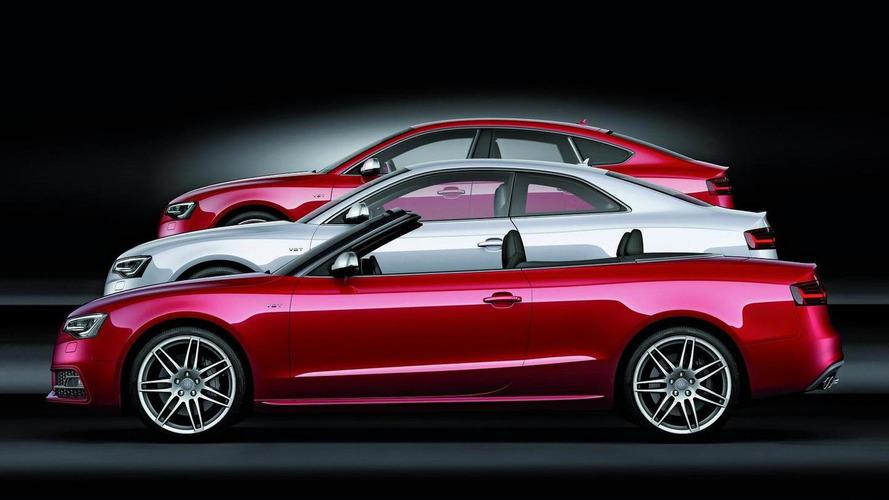 2012 Audi A5/S5 facelift revealed