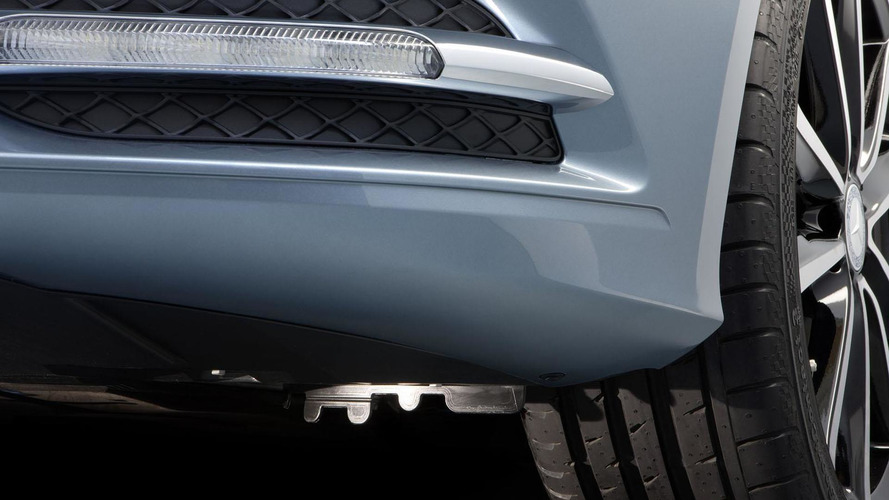 2012 Mercedes B-Class teased - specifications announced