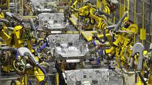 Infiniti Q30 production
