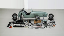 Caterham Seven 160 self-assembly