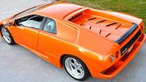 Nice Lamborghini Diablo replica for sale at 48,900 USD