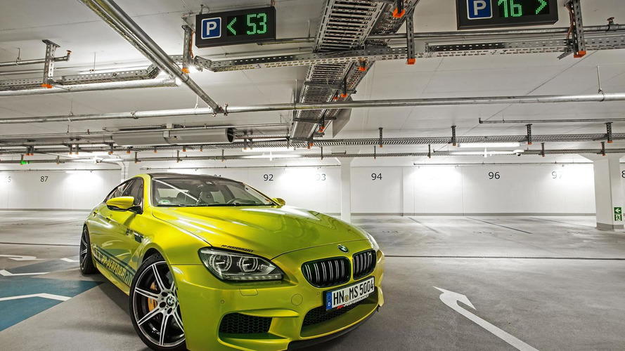 BMW M6 Gran Coupe upgraded to 800 HP by PP-Performance [video]