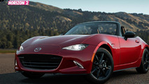Forza Horizon 2 Mazda MX-5 Car Pack