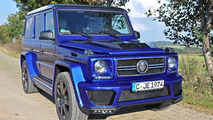 German Special Customs tunes the Mercedes-Benz G-Class
