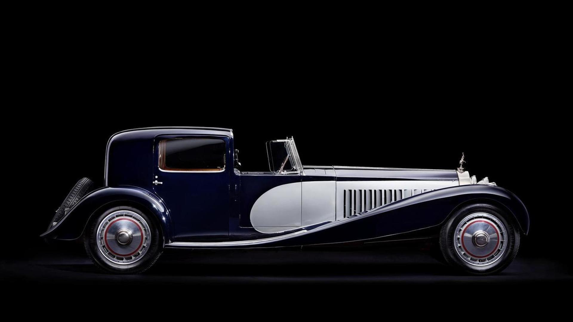 Фото | Bugatti Type 41 Royale 1932 года