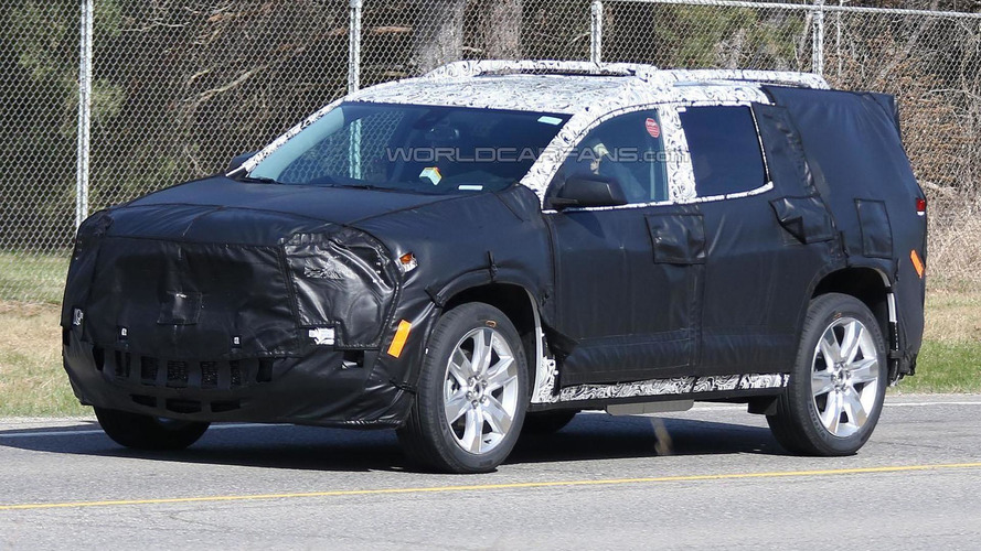 Chevy Cruze Hatchback & GMC Acadia rumored for NAIAS debuts