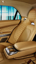 Aston Martin Lagonda interior