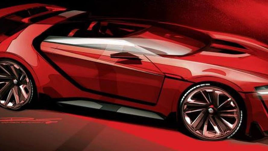 Volkswagen GTI Roadster Vision Gran Turismo unveiled