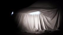 BMW X2 Concept teasers for the Paris Motorshow 2016