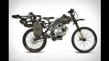 Motoped Survival Bike