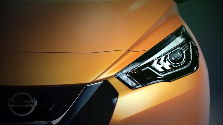 Nissan Micra, görücüye çıkmadan önce teaser ile karşımızda