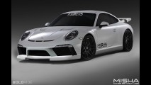 Misha Designs Porsche 991 Body Kit