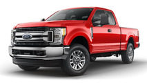 2017 Ford F-Series Super Duty STX