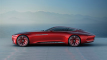 Concept Mercedes Maybach 2016 Pebble Beach
