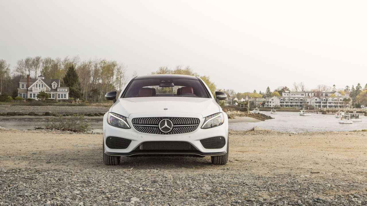 First Drive 2017 Mercedes Benz C300 Coupe