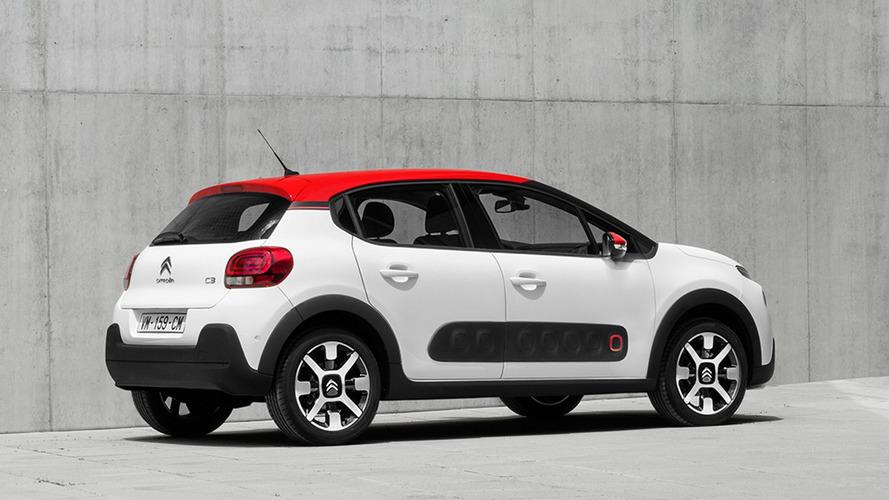 Départ canon pour la Citroën C3