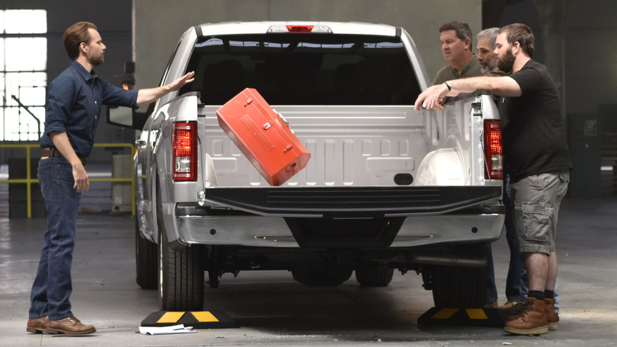 Chevy releases methodology in defense of its bed strength tests